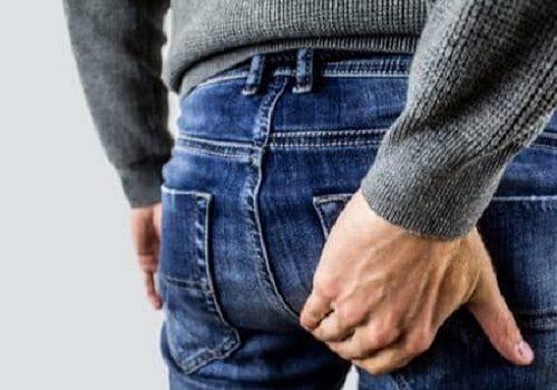 Симптомы внутреннего геморроя у мужчин без крови